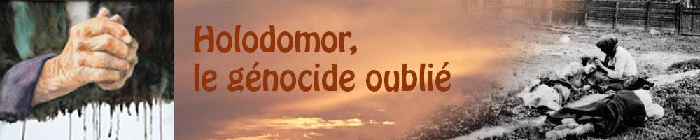 holodomor, le génocide oublié